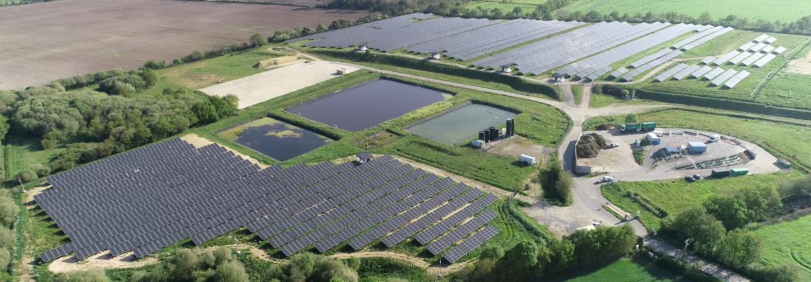 Parc Photovoltaïque au sol de Talmont-Saint-Hilaire, Vendée, Vendée Energie, ORI.